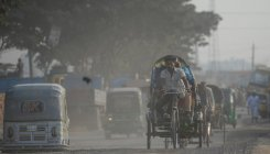Delhi's air quality in 'severe' category