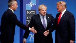 NATO: Divided and without purpose