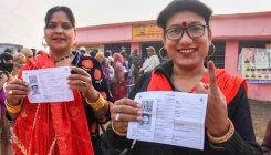 J'khand polls: 12.89% voter turnout recorded till 9 am