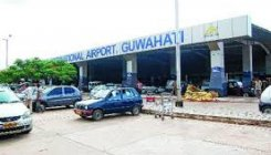 Amid curfew, passengers stranded at Guwahati airport