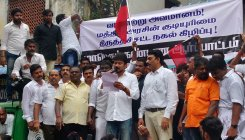 Udhayanidhi arrested for protesting against CAB