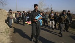 Afghan official: Roadside bombing kills 10 civilians