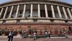Curtains on Winter Session of Parliament