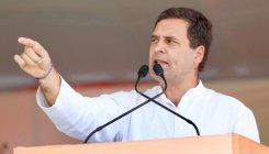 Will never apologise: Rahul Gandhi on rape remarks