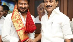 DMK protests against CAB, Udhayanidhi Stalin detained