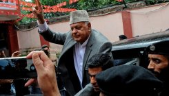 Extension of Abdullah's detention 'unfortunate': NC