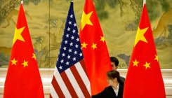 China slams US over HK before headway in trade deal