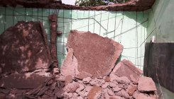 Nagpur hospital roof collapse: Police register case