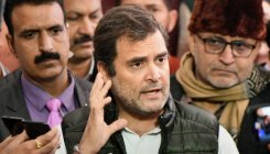 BJP roasts Rahul Gandhi over rape remarks in Parliament