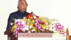 India strives to end poverty, become mid-income: Prez
