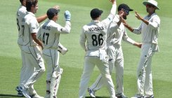 New Zealand to chase record target of 468 in first test