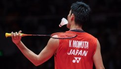 Momota caps stellar year with 11th badminton title