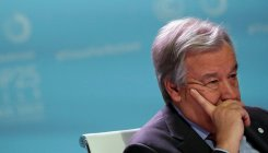 UN chief disappointed after UN talk on Climate