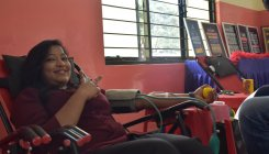 B'luru camp to collect rare blood draws over 50 donors