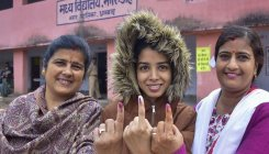 J'khand polls: 56.02% polling recorded till 3pm