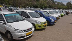 Cabs surge price to be capped at 3x base fare: Report