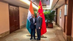 NSA Doval, Chinese Foreign Minister Wang hold talks