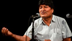 Morales plans party rally on Argentina border