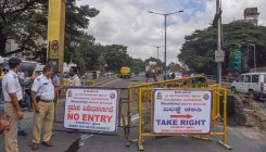 More traffic chaos as BBMP to repair flyovers