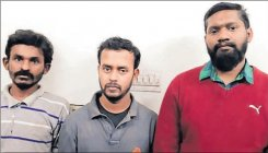 Man gives supari to kill wife; arrested with killers