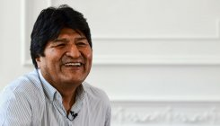US executed 'coup' to tap Bolivia's lithium: Morales