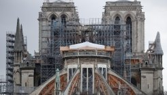 Notre Dame misses Xmas mass for first time since 1803