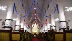 Bengaluru: Christmas celebrated with great fervour