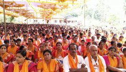 1,300 teams take part in Bhajana Sambhrama