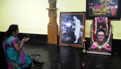 Pejawar Mutt wears an 'empty look' without the seer
