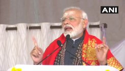 Cong, allies against refugees, not Pakistan: PM Modi