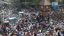 Massive protest against BJP MLA over provocative speech