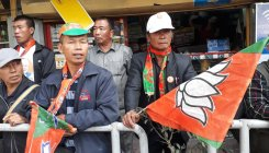 BJP sweep in Arunachal amid violence over PRC, CAA