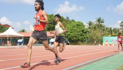 N P Singh creates meet record in 5000m
