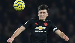 United's Maguire an injury doubt for League Cup semi