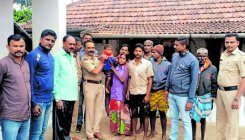 Police, forest staff reunite lost child with parents