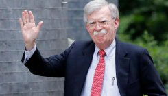 Willing to testify on Trump's trial, says Bolton