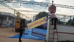 Preparations in full swing for Jilla Sahitya Sammelana