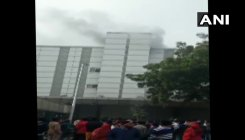 Fire breaks out at Noida hospital