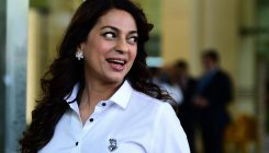 Why do you ask what govt's doing: Juhi Chawla