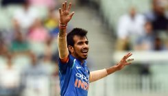 Sri Lanka opt to field; Samson, Chahal in playing XI