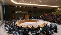 UNSC declares commitment to 'international law'