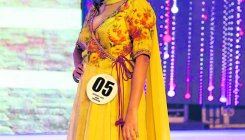 Kundapur native wins 2 titles at beauty pageant