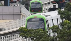 Bengaluru: 90% trains on Green Line to have 6 cars