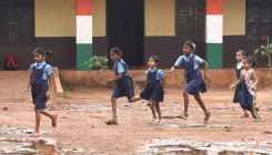 Teacher suspended for video of child's Kannada mistake