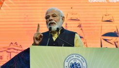 Oppn slams PM Modi for making political speech at Belur