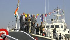 'India aiming at $250 bn maritime economy by 2024'