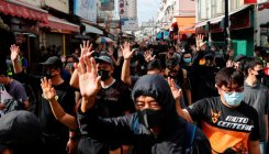 'Financial hub's strengths intact despite HK protests'