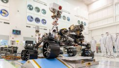 155 names in contention for NASA's Mars 2020 rover