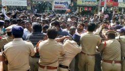Telangana clash: 40 arrested; situation under control