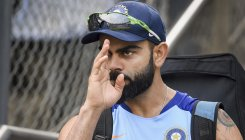 Kohli adds suspense to opening conundrum